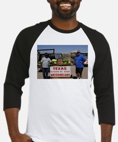 Texas Blessed by Jesus Watermelons Baseball Jersey