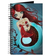 Ruby mermaid Journal