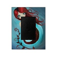 Ruby mermaid Picture Frame
