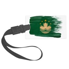 Macautex3-paint style-paint styl Luggage Tag