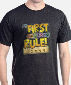 First Graders Rule T-Shirt