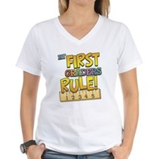 First Graders Rule Shirt