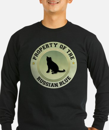 Russian Blue Property T
