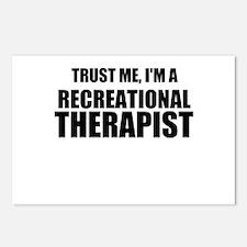 Trust Me, Im A Recreational Therapist Postcards (P