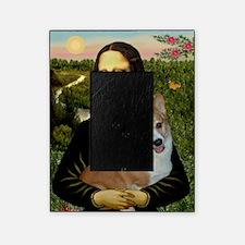 Poster-small-Mona-Corgi L Picture Frame
