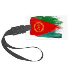 Eritreatex3-paint style-paint st Luggage Tag