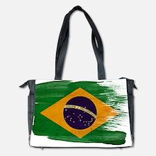 Braziltex3-paint style-paint style Diaper Bag