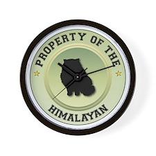 Himalayan Property Wall Clock