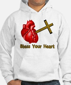 Bless Your Bloody Heart Hoodie