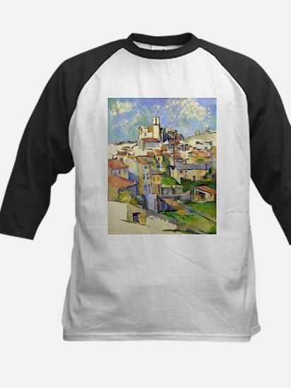Garddanne - Paul Cezanne - c1885 Tee