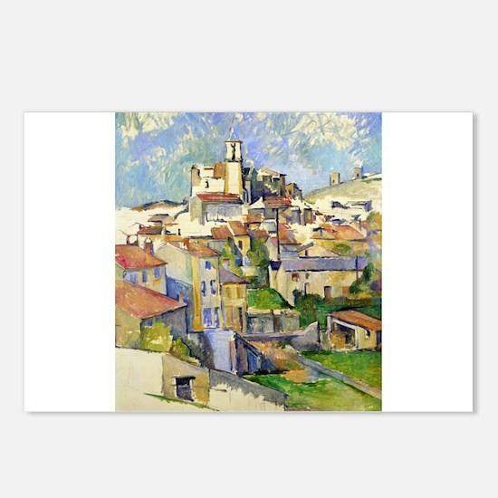 Garddanne - Paul Cezanne - c1885 Postcards (Packag