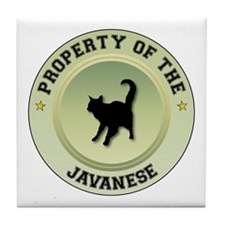 Javanese Property Tile Coaster
