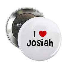 "I * Josiah 2.25"" Button (10 pack)"