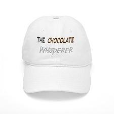The chocolate whisperer Baseball Cap