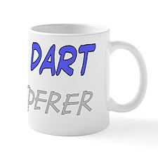 The Dart whisperer Mug