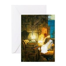 dreamdiary_grimmstales Greeting Card
