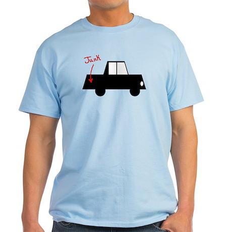 Junk in the Trunk Light T-Shirt
