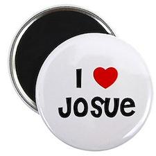 """I * Josue 2.25"""" Magnet (10 pack)"""
