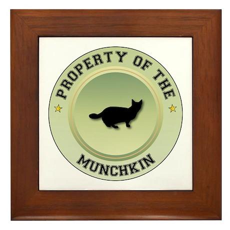 Munchkin Property Framed Tile
