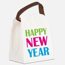 NEW YEAR Canvas Lunch Bag