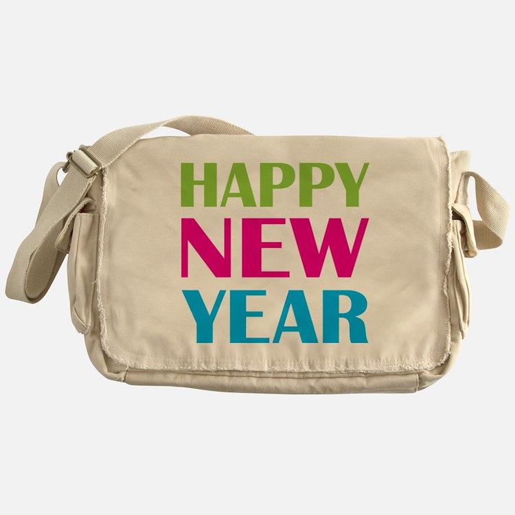 NEW YEAR Messenger Bag