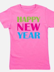 NEW YEAR Girl's Tee