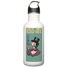 herb-ane2-STKR Water Bottle