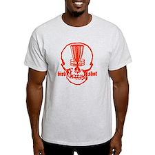 Skull Catcher Red T-Shirt