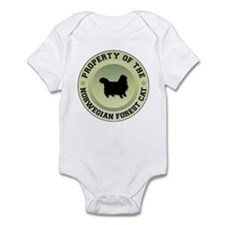 Norwegian Property Infant Bodysuit