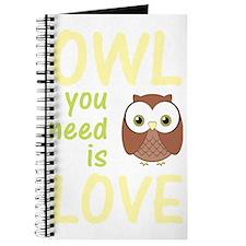 owlyouneedislovedark Journal