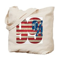99% Yard Sign Tote Bag