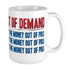 99% Demands Bumper Sticker Mug