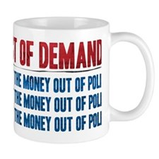 99% Demands Bumper Sticker Small Mug
