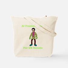 Erin Go Braless Tote Bag