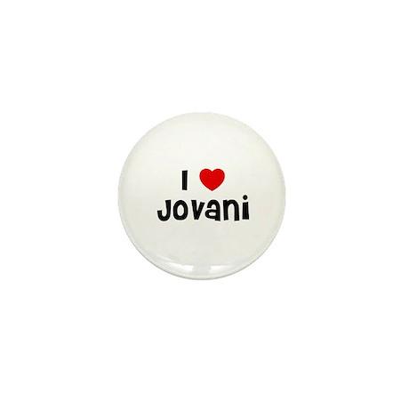I * Jovani Mini Button (10 pack)