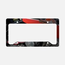 001_January License Plate Holder