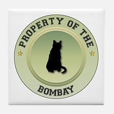 Bombay Property Tile Coaster