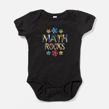 Unique Mathematics calculus Baby Bodysuit