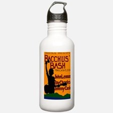 Bacchus Large Poster Water Bottle
