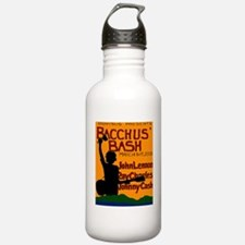 Bacchus Small Poster Water Bottle