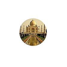 Taj Mahal Mini Button