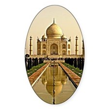 Taj Mahal Decal