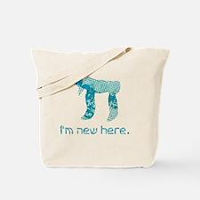 hi_new_2 Tote Bag