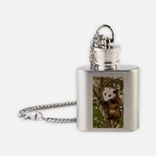 possum Flask Necklace
