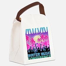miami-wmc-collins-light Canvas Lunch Bag