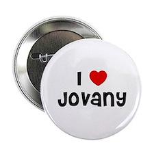 "I * Jovany 2.25"" Button (10 pack)"