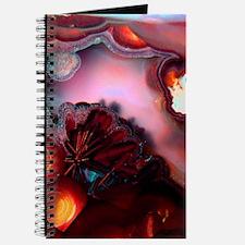Fire-Agate-Quartz-iPad 2 Journal