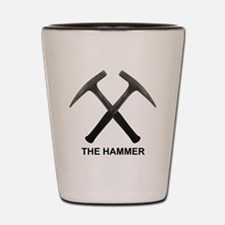 The Hammer Light Shot Glass