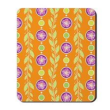 purple_boquet_dots_kindle Mousepad