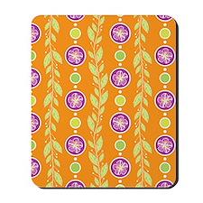 purple_boquet_dots_journal Mousepad
